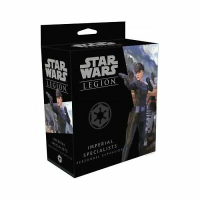 Star Wars Legion: Imperial Specialists Expansion - Brand New & Sealed