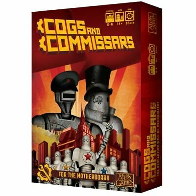Cogs and Commissars - Brand New & Sealed