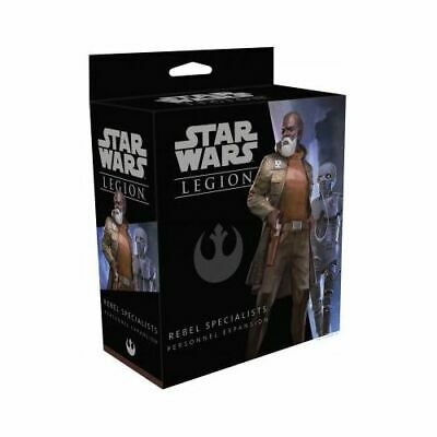 Star Wars Legion: Rebel Specialists Expansion - Brand New & Sealed