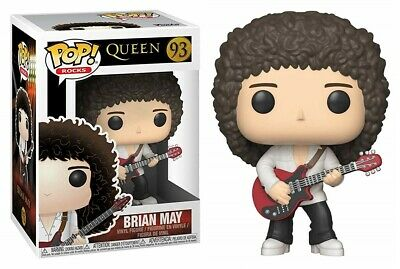 Funko: Pop! Queen - Brian May 93 - NEW