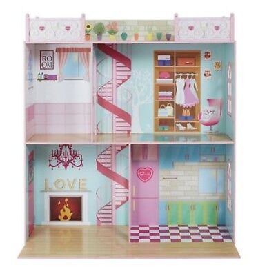 "Tesco Sindy, Design a friend ,designafriend ,Our Generation 18"" doll house /new"