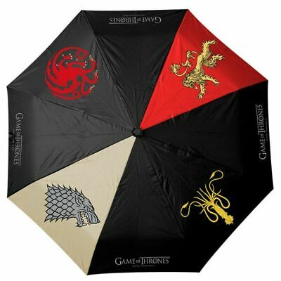 Game Of Thrones Ombrello Logo Stark Targaryen Greyjoy Lannister