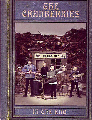THE CRANBERRIES 'IN THE END' Deluxe Edition Media Book CD - Released 26/04/2019