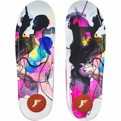 Footprint - Orthotic Shoe Insoles - Gamechanger - Will Barras Paint