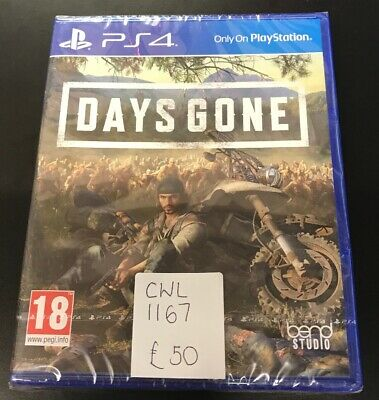 Ps4 - Days Gone - Game CWL1167