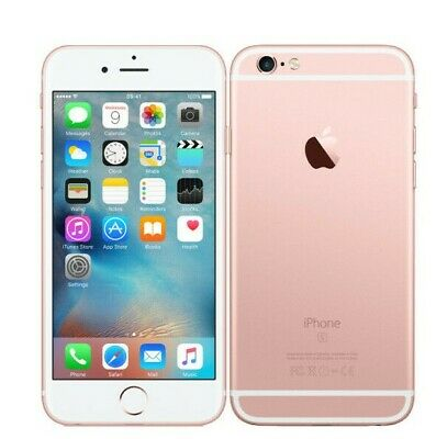 Apple iPhone 6s Plus 64GB Rose Gold Unlocked