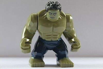 Marvel Super Heroes Incredible Hulk Mini Figure,Spiderman,Batman, Fit lego Blue