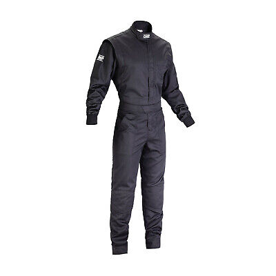 OMP SUMMER black Karting Suit s. 56
