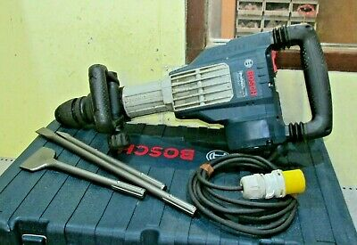BOSCH GSH11 VC (year2015) Sds Max Concrete Breaker Demolition Hammer Chisel