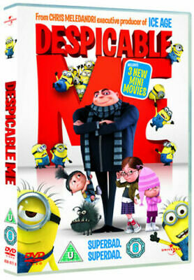 Despicable Me DVD (2011) Steve Carell