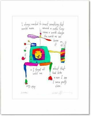 Invention - 8'' x 10'' Archival Prints By Story People