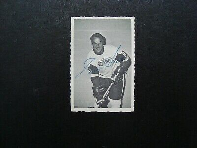 OPC 1970-71 Gordie Howe Deckle Edge - Detroit Red Wings #18 - Exmnt