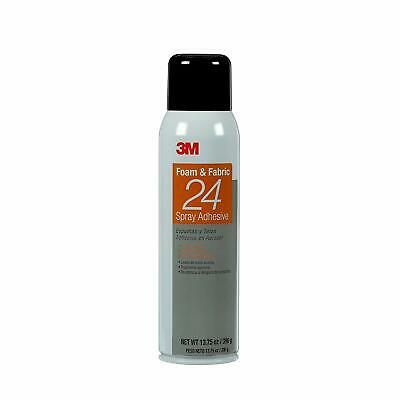 3M Foam & Fabric 24 Spray Adhesive Orange 20 fl Ounce can 13.8 Oz (Pack of 1)