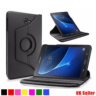 Case For Samsung Galaxy Tab A6 10.1 T580 T585 Leather Tablet Stand Flip Cover