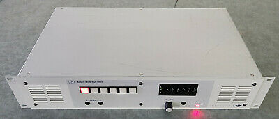 Audionics Soundcheck SC1 Audio Monitor Unit