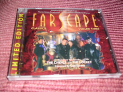 Guy Gross Farscape Vol 3 [Audio CD] OOP Lala Land