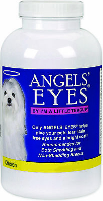 Angels' Eyes Natural Coat Stain Remover For Dogs 75 Gram Chicken