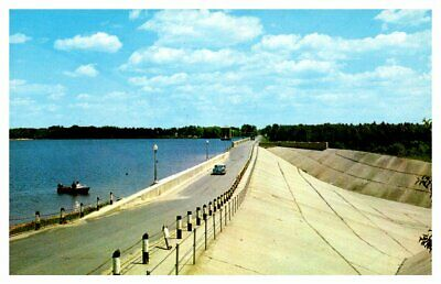 HARDY DAM ~ Muskegon River ~ 12 miles West of Morley