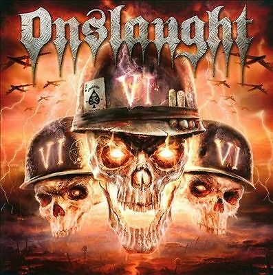 Onslaught - VI cd will combine s/h