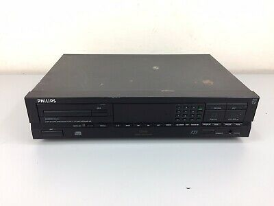 Philips Cd630 Cd Player With Tda1541A