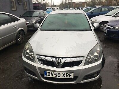 2008 Vauxhall Vectra Sri 1.8 Petrol Five Door Hatchback !!