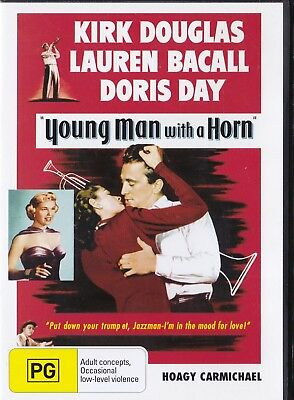 Young Man With a Horn - Doris Day   [R4]