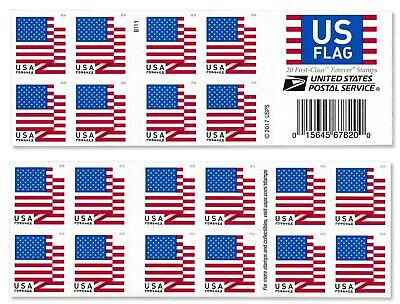 200 Usps Forever Stamps Free Shipping!!