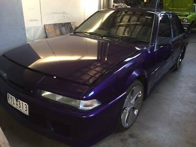 Holden VL Berlina Aero Rolling Shell factory 5.0L auto