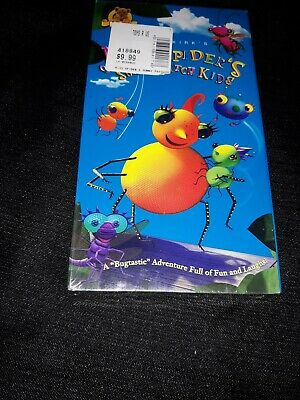 Miss Spiders Sunny Patch Kids DVD