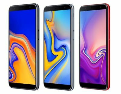 Brand New Samsung Galaxy J6+ Plus 32GB J610F Dual Sim 3 COLOURS Smartphone LTE