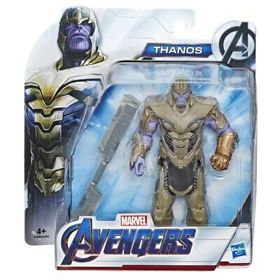 """Marvel Avengers: Endgame 6"""" Deluxe Thanos Action Figure with Guantlet"""