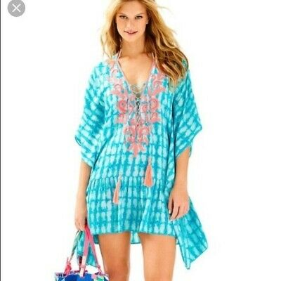d9da12351b NEW LILLY PULITZER Tullie Coverup Size S/M NWT $198 - $103.06 | PicClick