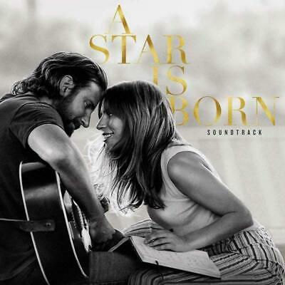 A Star Is Born (Soundtrack) Lady Gaga, Bradley Cooper (Cd 2019) New