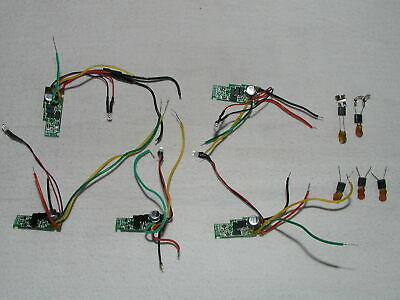 1/32 Scalextric C7005 Lot 5x Digital Chip for Digital Scalextric Track Used