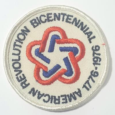 Vintage Boy Scouts Patch American Revolution Bicentennial 1776-1976  Badge