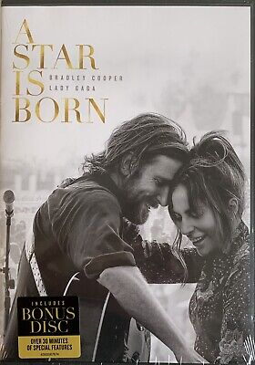A STAR IS BORN   <   DVD   >   *New *Factory Sealed