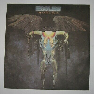 Eagles One Of These Nights Record Album