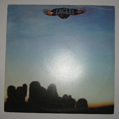 Eagles Take It Easy Record Album