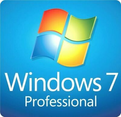 Windows 7 Pro 32/64 bit License Activation Product Key Lifetime Digital Delivery
