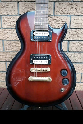 Lead Electric Guitar with Stand