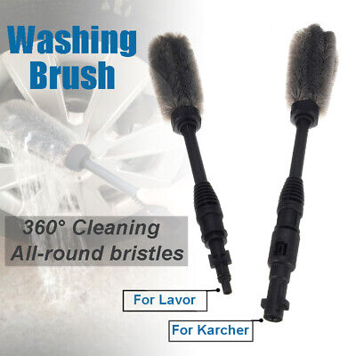 Pressure Washers Car Wheel Washing Brush for LAVOR / Karcher Cleaning Tools