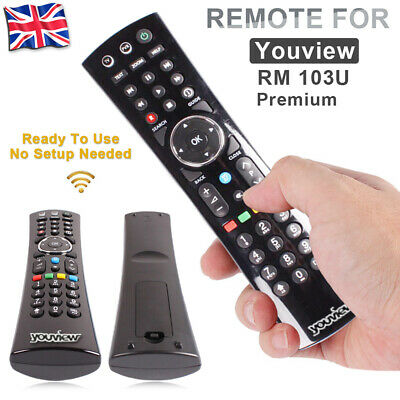 Original Humax Youview Remote Control For DTR-T2000 DTR-T1000 DTR-T1010 Fast