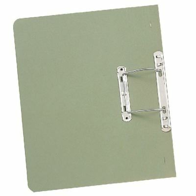 Guildhall Green Foolscap Heavyweight Spiral File (Pack of 25 [GH23042]