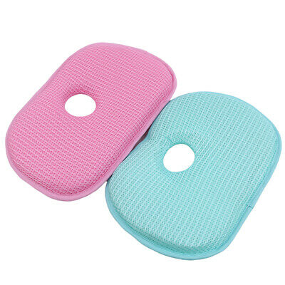 Baby Pillow Prevent Flat Head Memory Foam Infant Cushion Sleeping Support HO