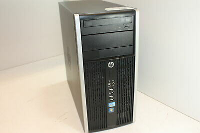 HP Compaq Pro 6300 MT i3-3220 3.3GHz 8GB RAM 250GB HDD DVD-RW A Ware Win7 0623