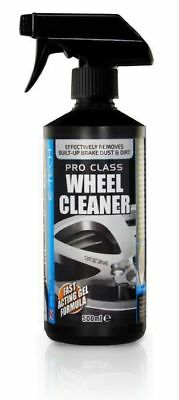 E-Tech Pro Class Wheel Cleaner - Removes Dirt from Steel, Alloy Wheels 500ml