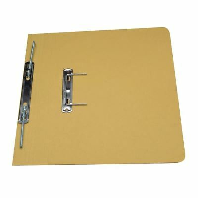 Guildhall Yellow Foolscap Transfer Spiral File Pack of 50 348-YLW [GH22135]