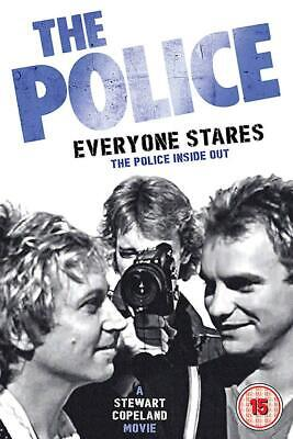 The Police - Everyone Stares - New DVD - Released 31/05/2019