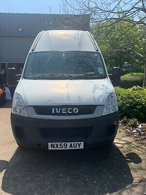 59 Plate Iveco Daily 35S14 Spares or Repair