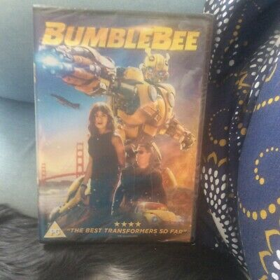 DVD BumBleBee the movie 🎥 🍿 brand new & sealed smash hit prequel ttransformers